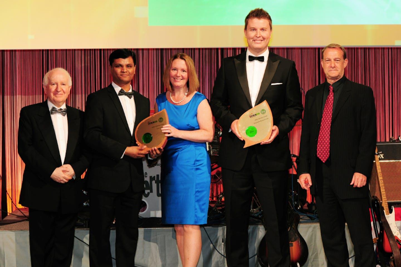 IMCI-GMIC Green Meeting Award