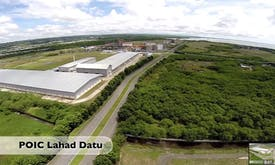 Malaysia launches oil palm biomass cluster in Sabah