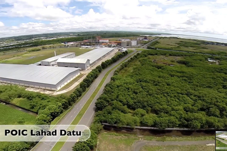 POIC Lahad Datu Biomass
