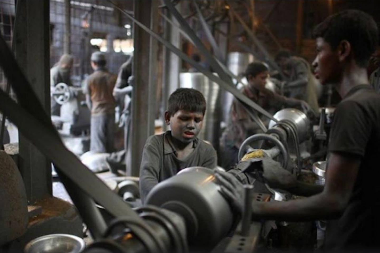 Children labour in Asia
