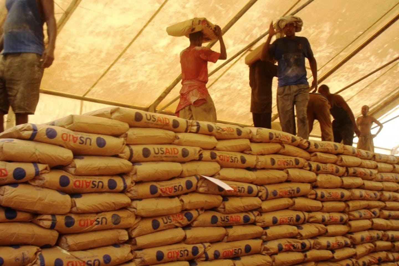 food aid usaid