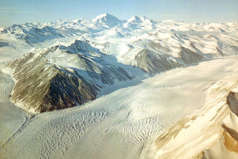 glacier antartica