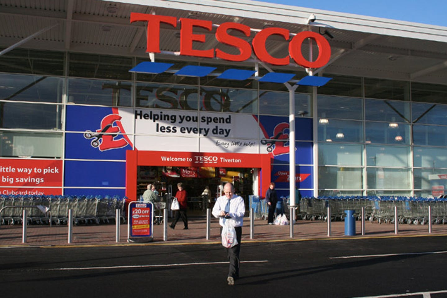 tesco supermarket2