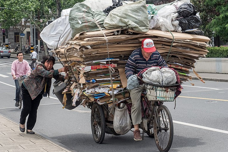 shanghai recycling