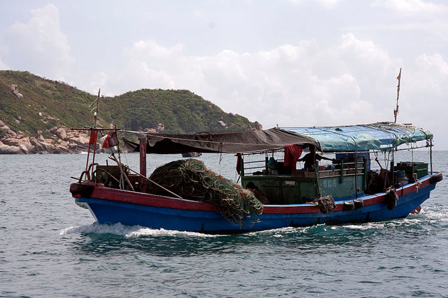 fishing boat china