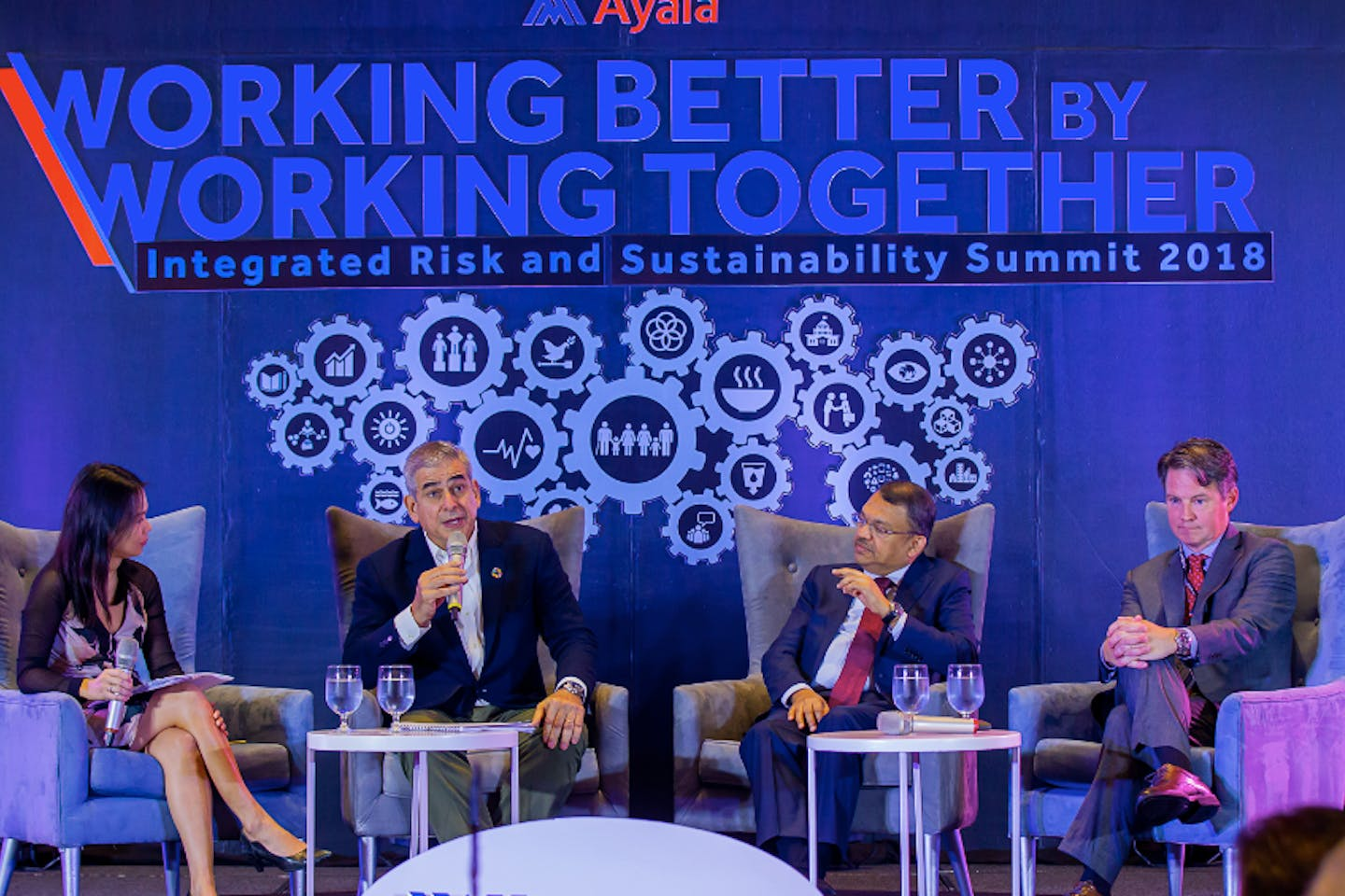 ayala integrated sustainability summit