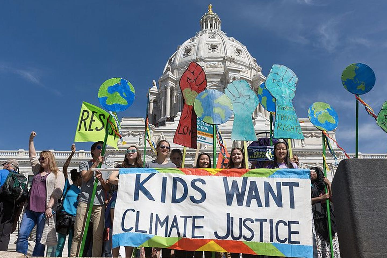 climate justice washington