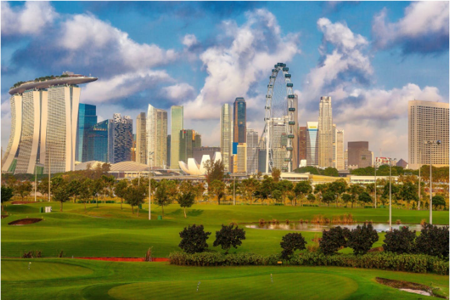 Singapore: a greened vision of the future that is not just about liveability, but a more sustainable financial ecosystem, says Steven Stone. Image: Pexels