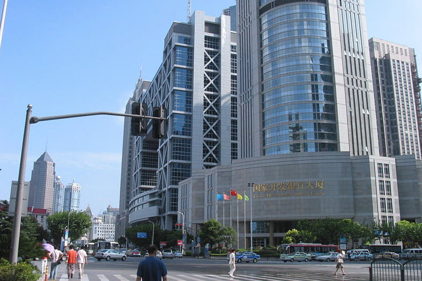 china development bank tower