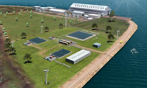 Singapore launches 'plug-and-play' micro-grid for Southeast Asia