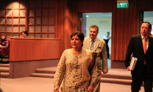 Private sector must foster inclusive growth: Shamshad Akhtar