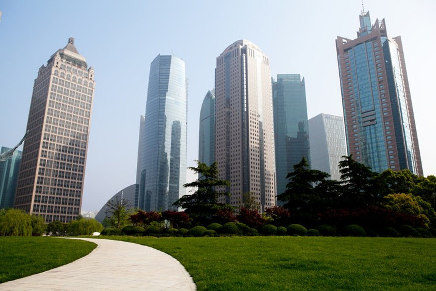 Shanghai financial centre