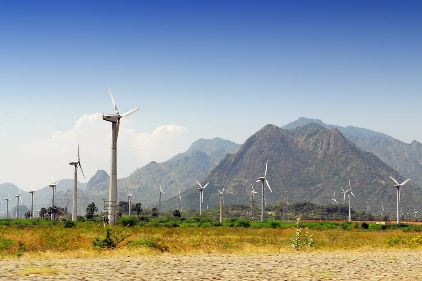 kanyakumar wind farm