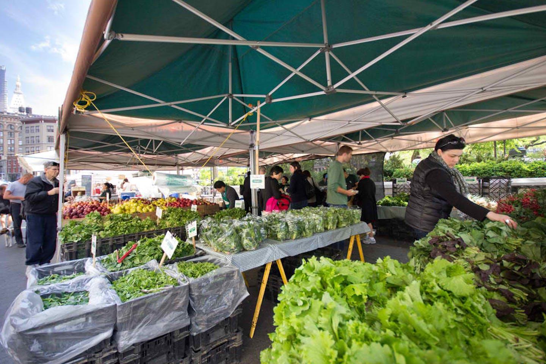 farmers market ny 1976 usg