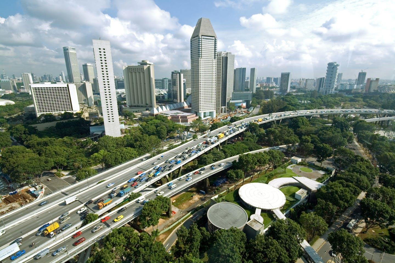 Singapore traffic sharing economy