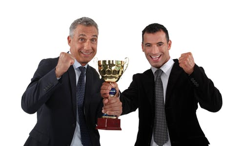 Awards & Recognitions: There's a lot to gain from not winning