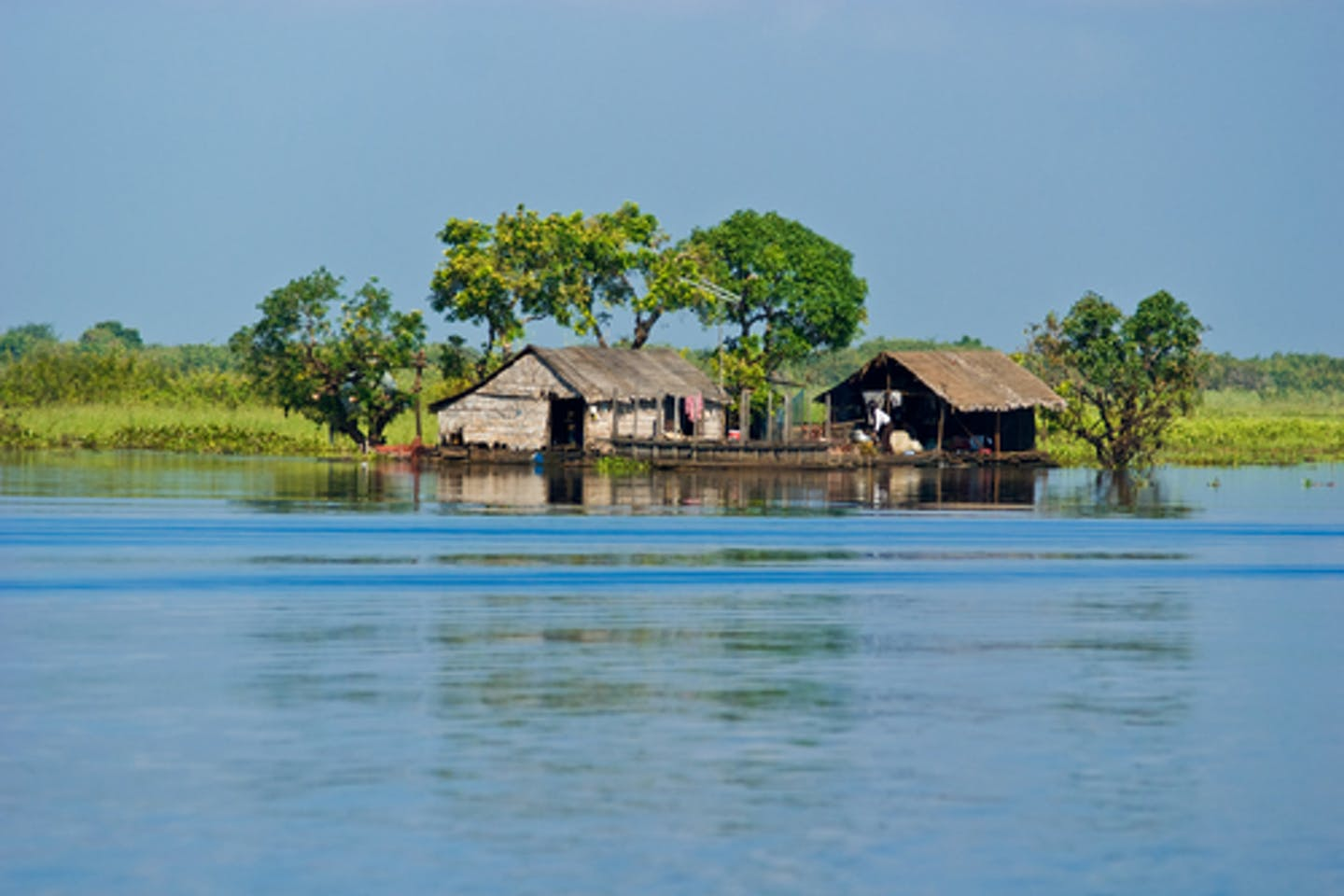 Mekong River food security