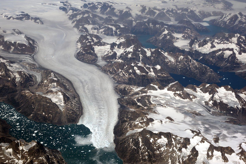 greenland glaciers gln