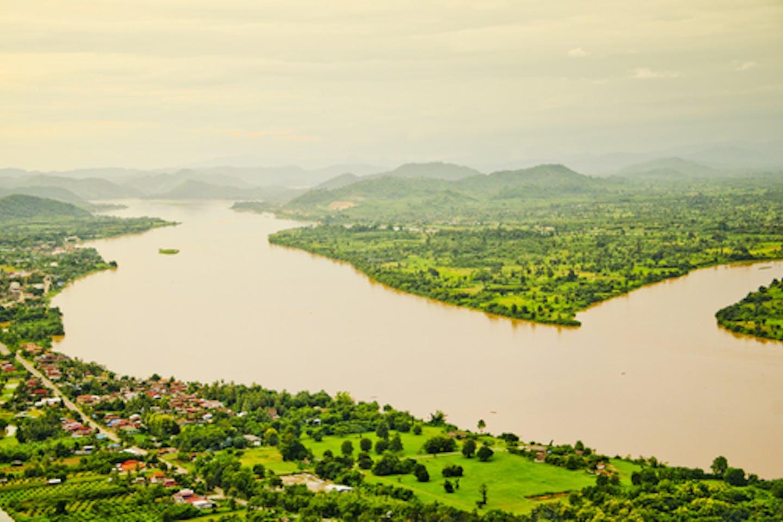 mekong river dams construction