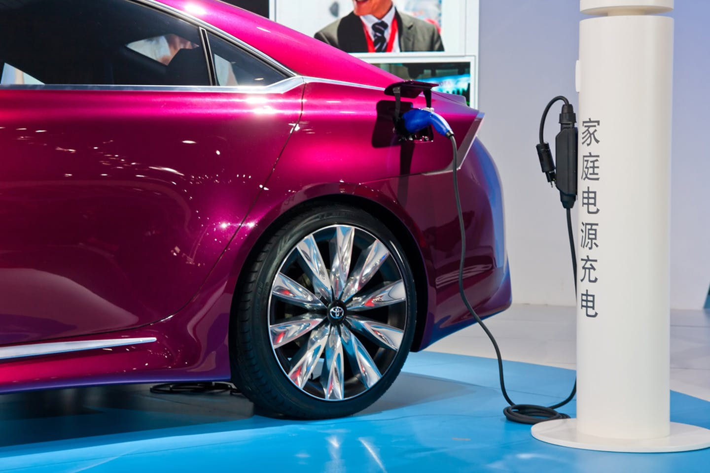 Electric cars China