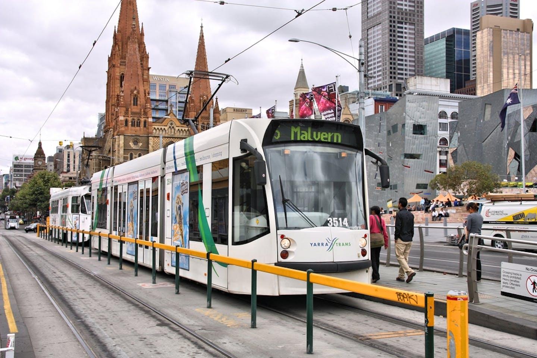 Australia Yarra trams