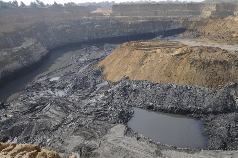 india coalmine