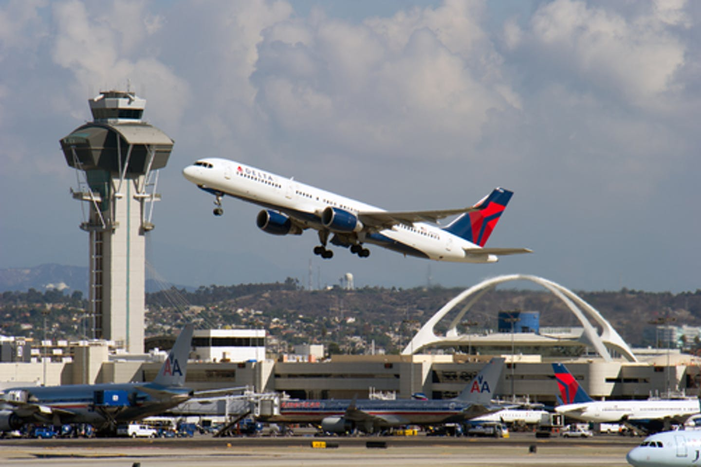 Delta Airlines's biofuels use