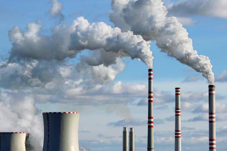 polluting plants