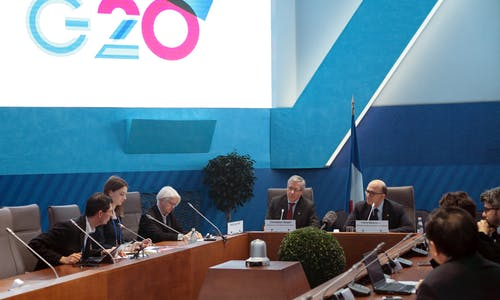 The G20 has a crucial role in preventing future energy crises