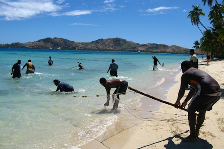 fiji fisherfolk