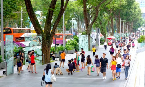 How to promote cycling culture in hot and humid Singapore: study