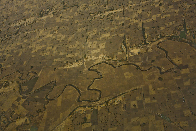 ethiopia arid landscape