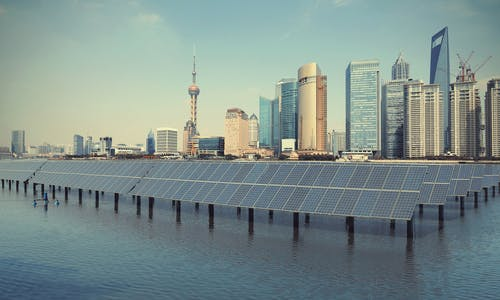 The global green-investment shift