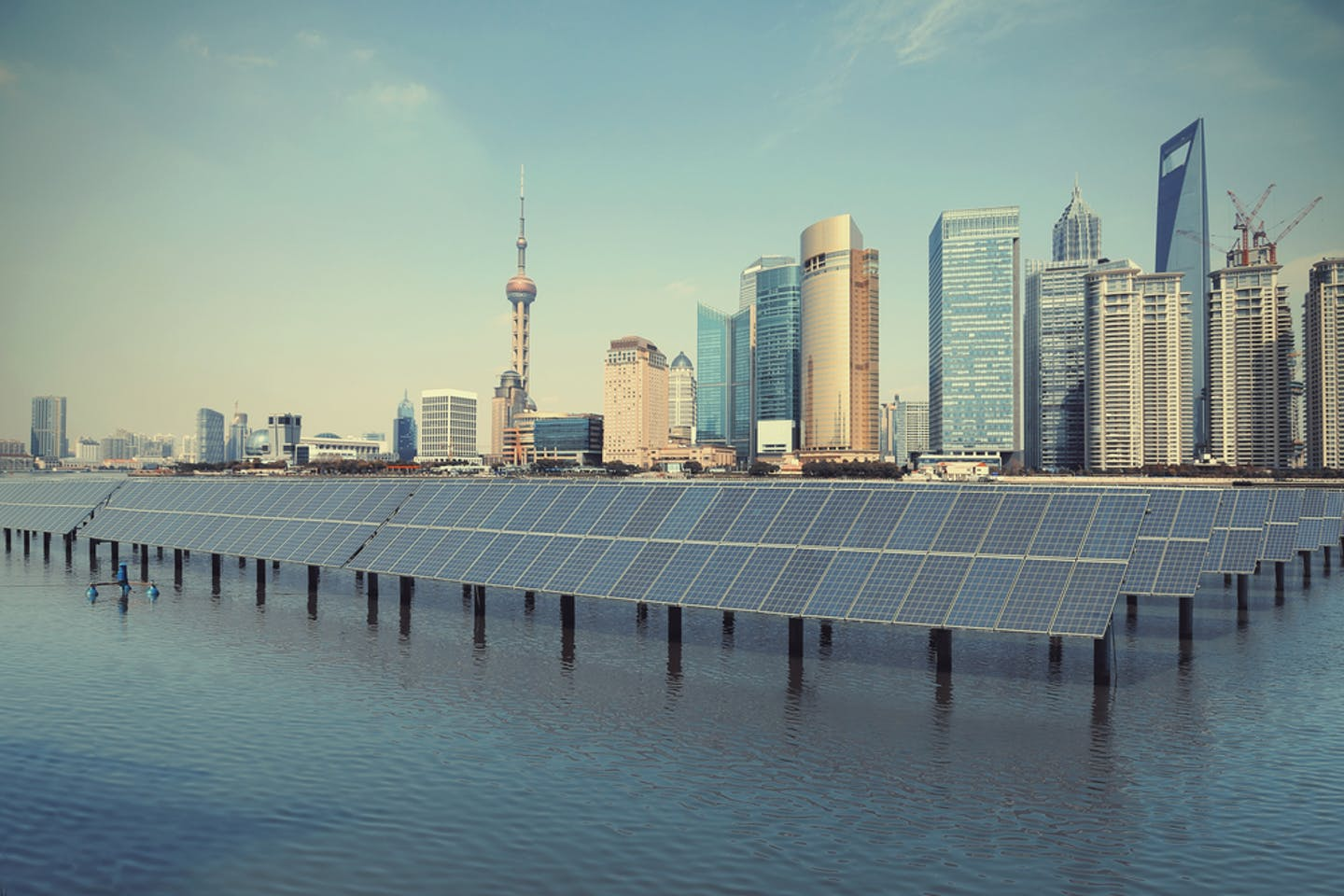 Green investment in China