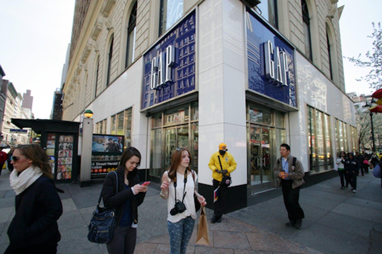 Fashion retail brands with CSR