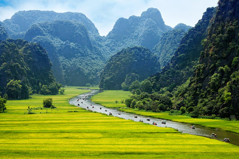 Vietnam's pristine environment