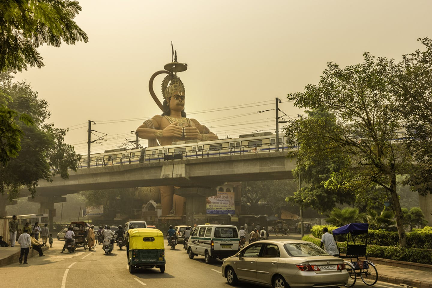 Delhi needs to breathe cleaner air
