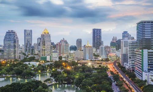 The reality of Thailand's green building sector