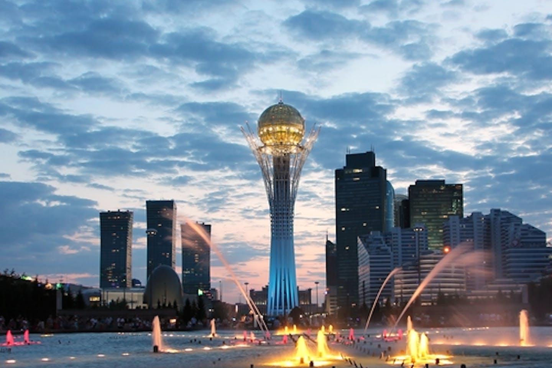Greening of Kazakhstan