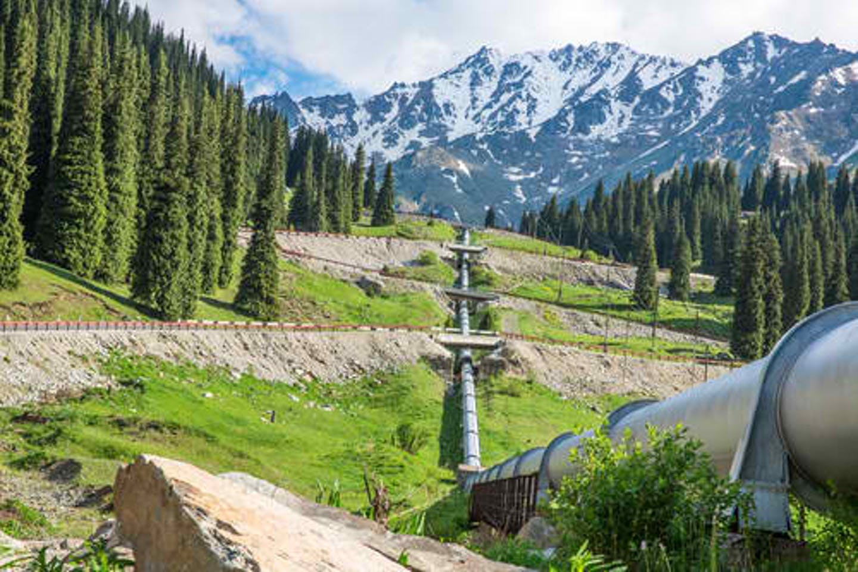 kazakhstan oil pipeline