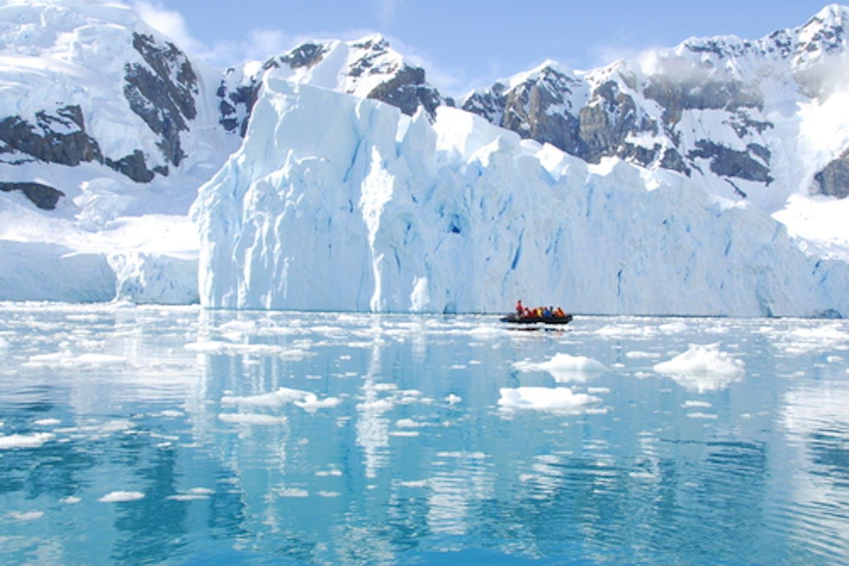 antarctic ice loss