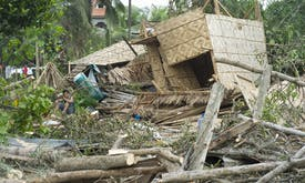 As disaster risks rise, 20 vulnerable nations get help to prepare