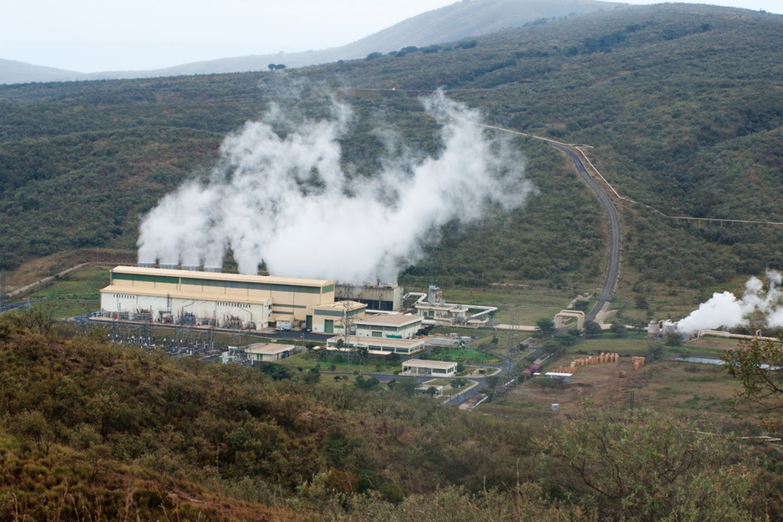 Geothermal project in Kenya