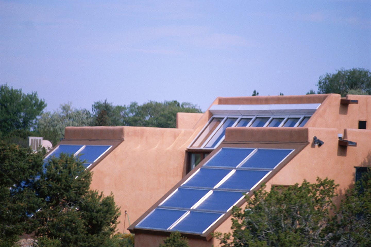 new mexico solar panels