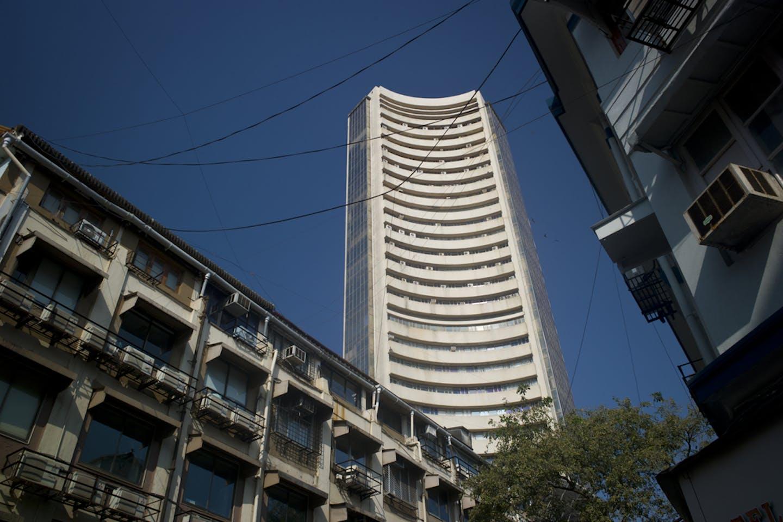 bombay stock exchange mumbai