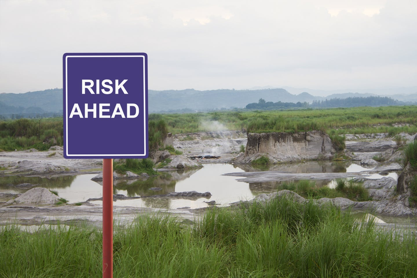 pinatubo risk ahead