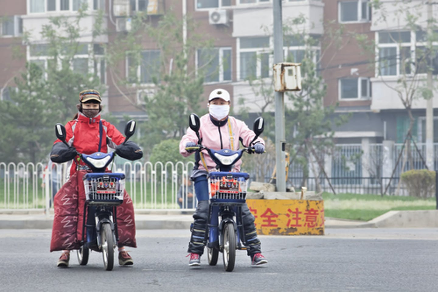 Health cost of China's pollution