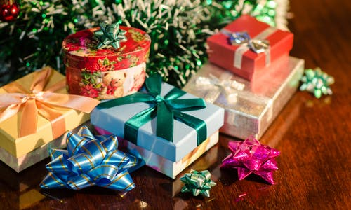 Want to make gift-giving more eco-friendly this season? Here are some ideas