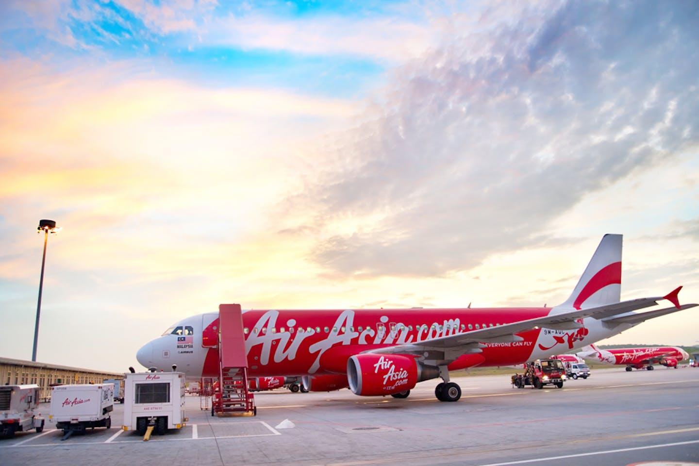 airasia plane KL