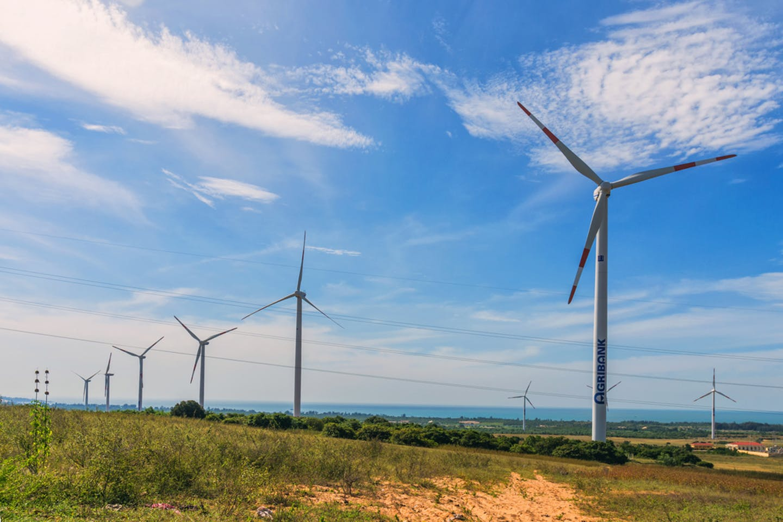 wind farm vietnam